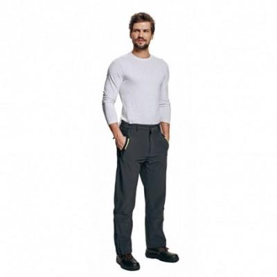 OLZA softshellové nohavice