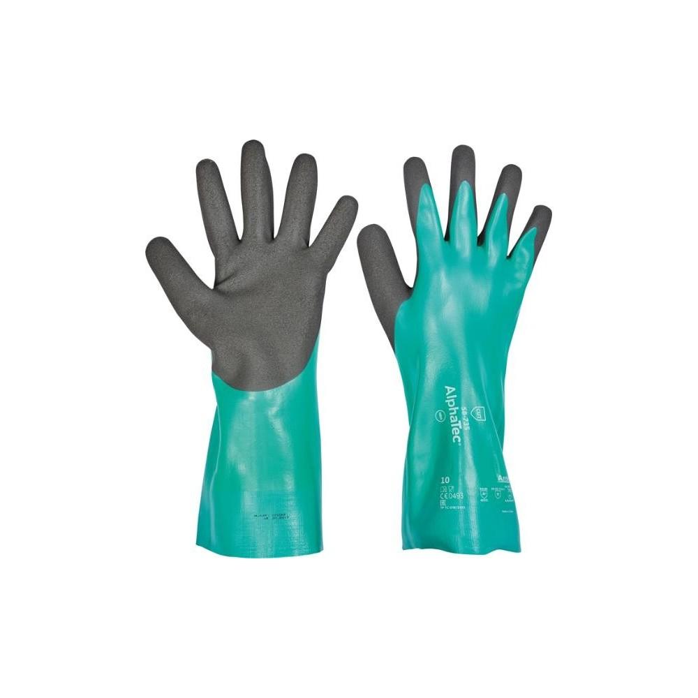 ALPHATEC® 58-735 rukavice