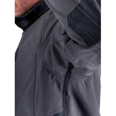 OLZA softshellová bunda